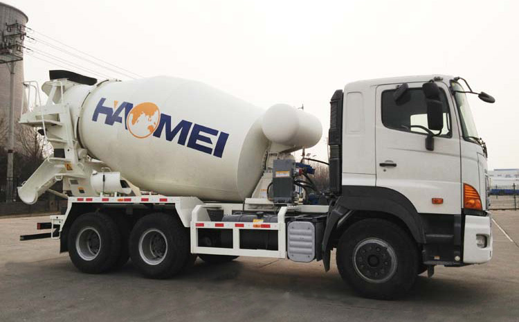 concrete mixer trucks for sale