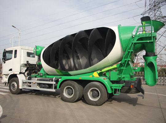 16m3 concrete truck mixer